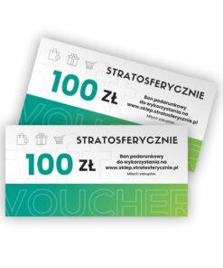 100 PLN gift voucher