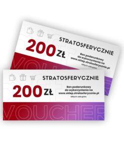 PLN 200 gift voucher