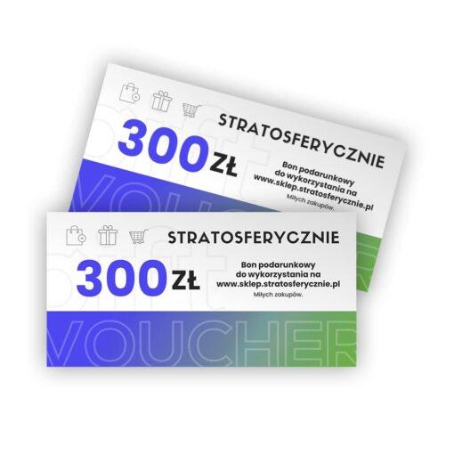 gift voucher 300 PLN