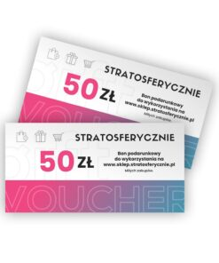 50 PLN gift voucher
