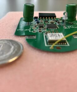 WSPR-TX Pico transmitter 1